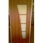 Остъклена врата - Модел 8