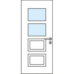 Остъклена врата - Мадрид 2